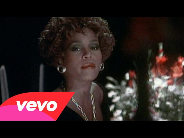 Whitney Houston - My Name Is Not Susan (Official Music Video Without Rap)