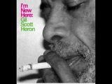 Gil Scott-Heron - New York Is Killing Me