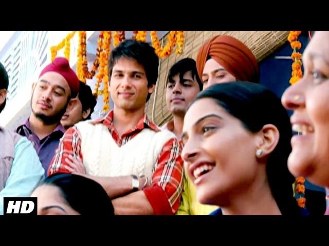 Saj Dhaj Ke Mausam Full Video Song | Shahid Kapoor | Sonam Kapoor