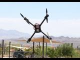 Alan Szabo Jr. Leap 3D Quad Test Flight 2 with some crashes