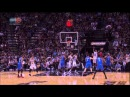 Nick Collison Tip In with 0.1 On Shot Clock