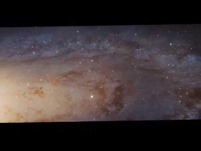 Gigapixels of Andromeda [4K]