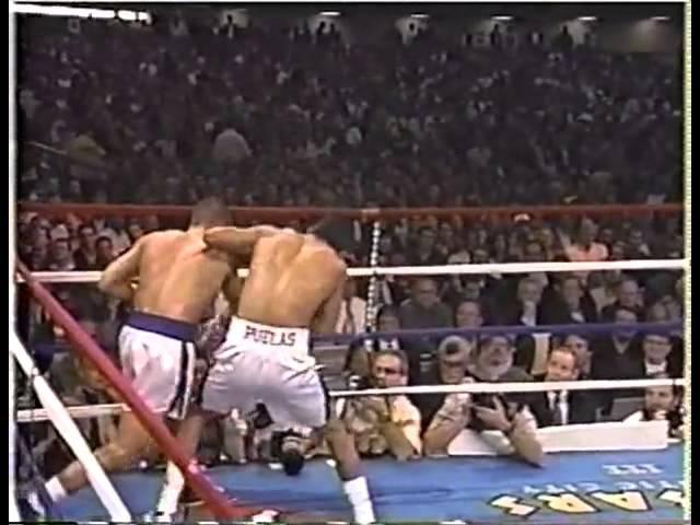 Arturo Gatti vs. Gabriel Ruelas