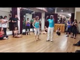 Jules and Melodie Demo Saturday - Fall for Zouk 2014