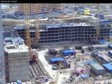 ЖК Мой город, дом 5. Стройка с осени 2013 по октябрь 2014