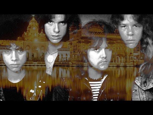 Metallica Goes To Punjab (Metallica Panjabi MC Mashup by Wax Audio)
