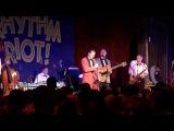 The Ray Collins Hot Club@Rhythm Riot 17