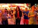 Michael Jackson is alive! Ashley Red, Las Vegas, Fremont Street Experience 09.09.2014