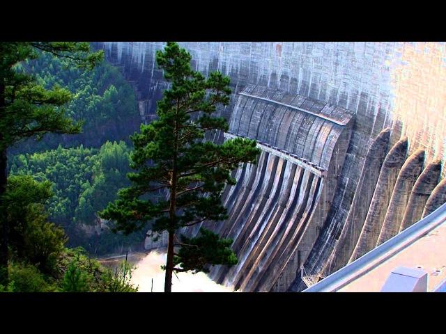 Документальный фильм Станция Саяно Шушенская ГЭС