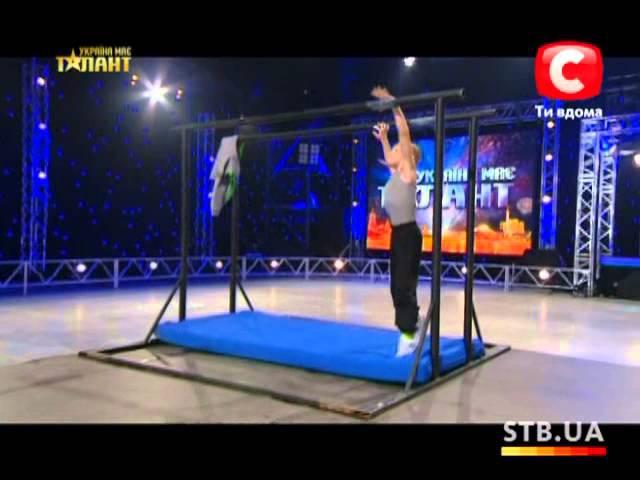 Сергей Евплов «Україна має талант-5» Кастинг в Донецке