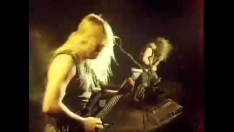 Slayer feat. ABBA - The winner of heaven
