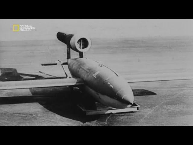 Ракета возмездия - Фау-1 Супер сооружения Третьего рейха
