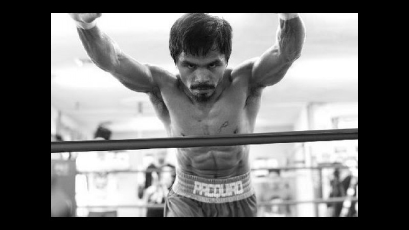 Training Motivation Manny Pacquiao Heart's On Fire KP