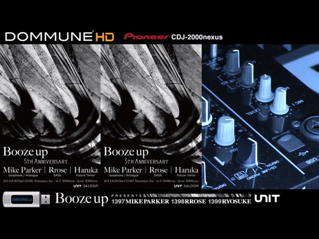 Mike Parker Rrose Ryosuke Live @ Dommune
