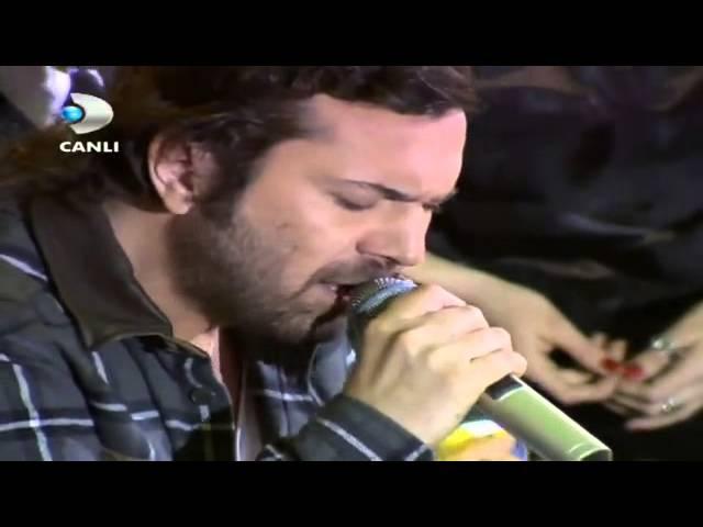 Beyaz Show İsyan Düet Linet ft. Halil Sezai Full