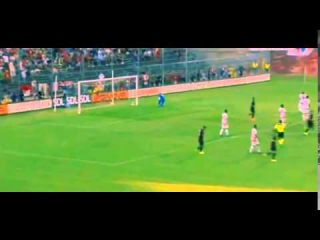 Первый гол Балотелли после возвращения в Милан