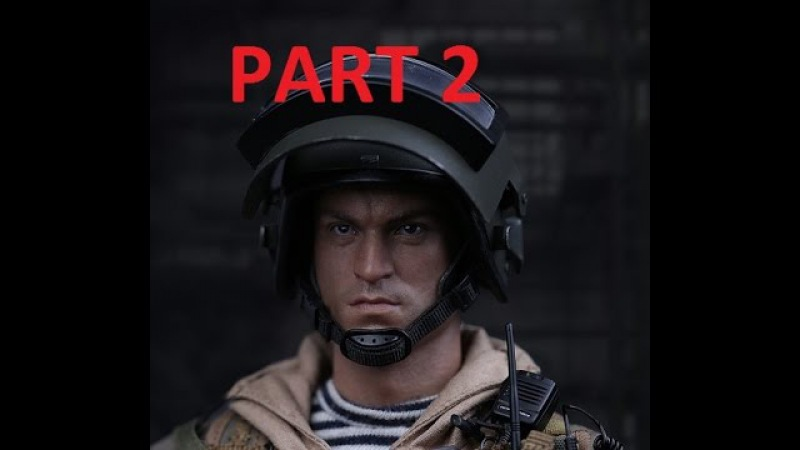 Обзор\Review DamToys Spetsnaz FSB Vympel , PART 2 (ЧАСТЬ 2)