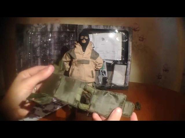 Обзор\Review DamToys Spetsnaz FSB Vympel , PART 1 (ЧАСТЬ 1)