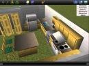3D Моделирование Дизайн кухни