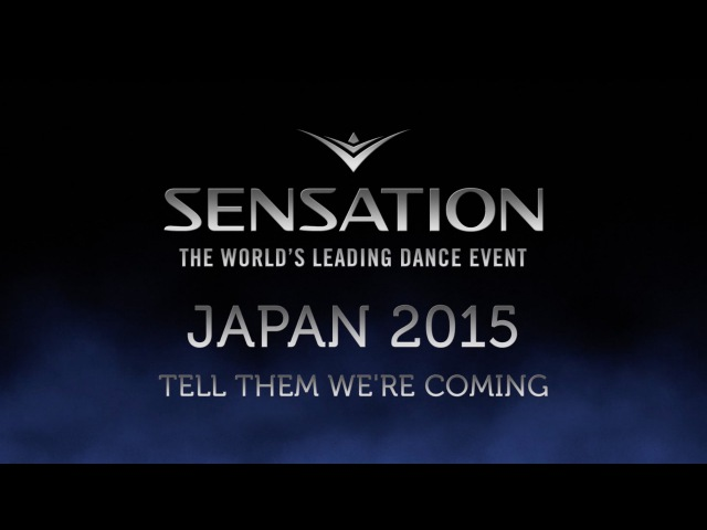Tell them we are coming - Japan 2015