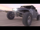 All Electric Off Road Race Car - Electric Vehicle Sounds - Silent Offroad Racing EV West Baja Bug