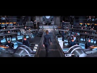 Капитан Америка 3:Гражданская война Official Trailer 2016