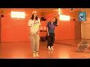 Видео уроки по хип-хопу - Акиша Уилсон и Ксюша Суши