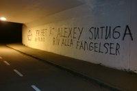 Frihet at Alexey Sutuga! Riv alla fangelser!