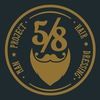 "5/8"" | барбершоп | мужская парикмахерская"