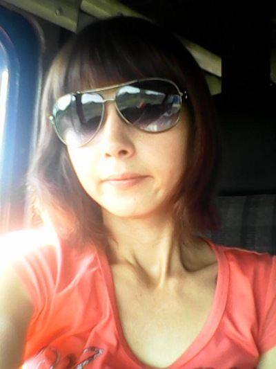 Анжелика Тябутова