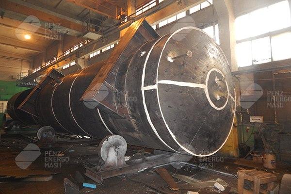 Производство резервуаров РГС-Н1-55