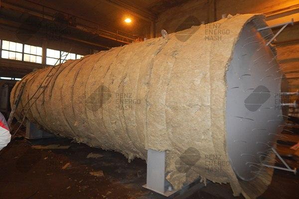 Теплоизоляция резервуаров РГС-Н1-55