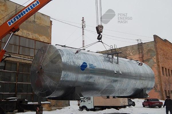 Резервуары стальные РГС-Н1-55