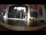 Съёмки клипа Тучи в Питере. Зазеркалье ActionCamera 10
