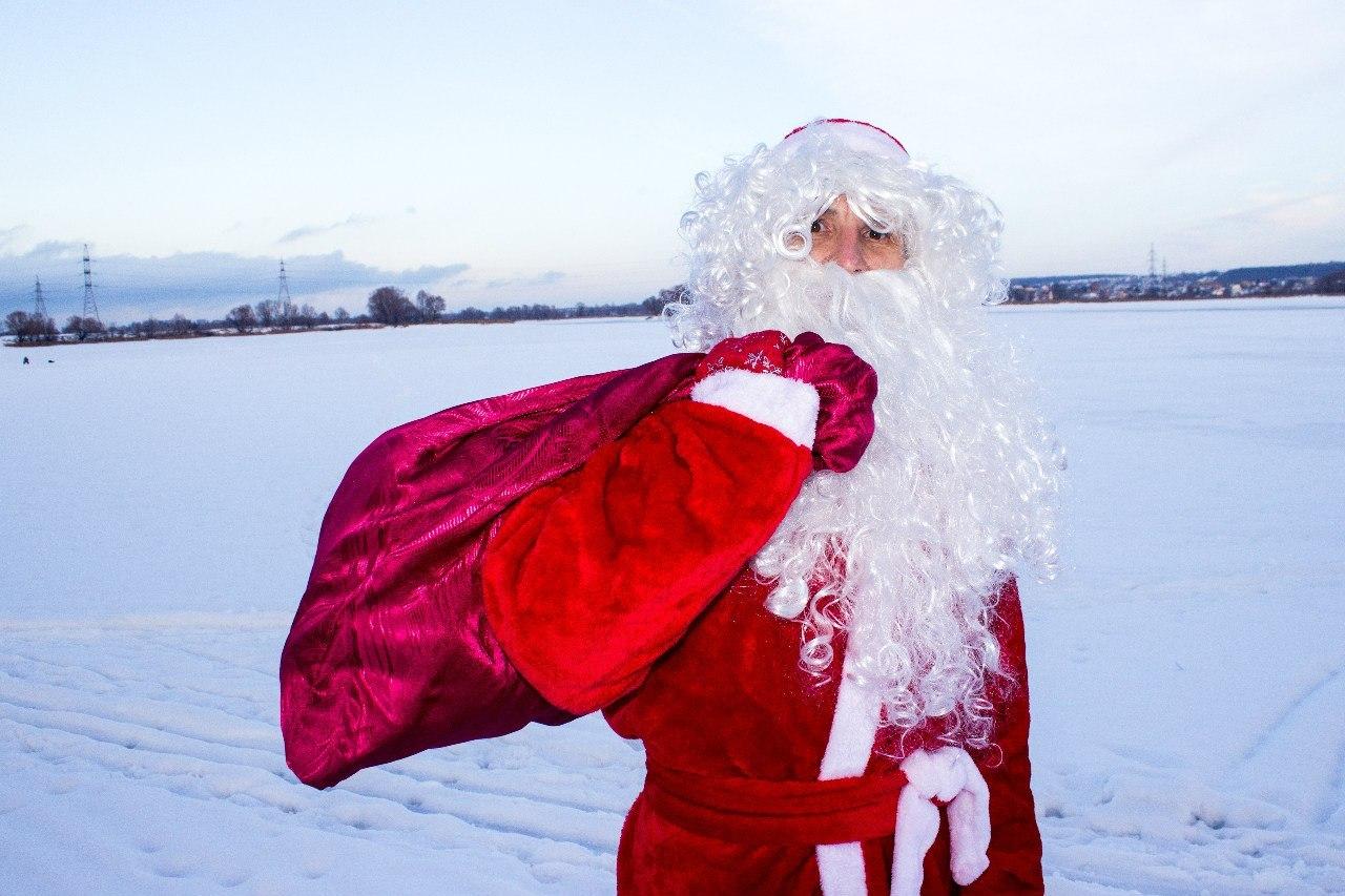 Про Новый Год и Деда Мороза…