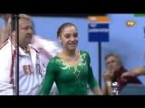 ЧМ 2010. Отдельные виды. Алия Мустафина - опорный прыжок