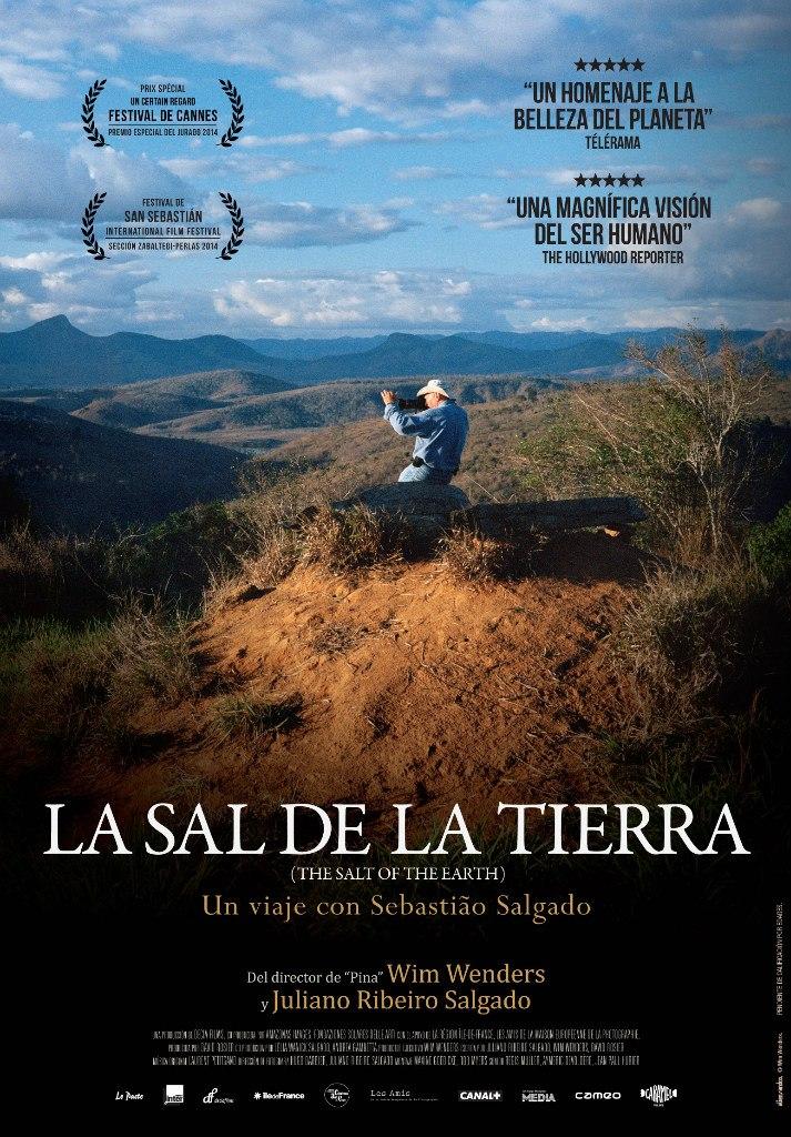 Постер к фильму Соль Земли