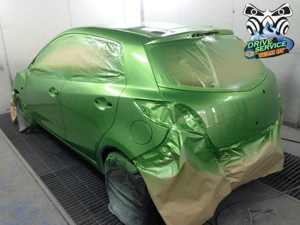 покраска авто в минске www.drive911.by