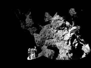 Вести.Ru: Комета Чурюмова-Герасименко начала раскрывать свои секреты