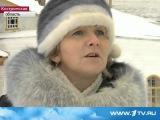 Жители села Рождественское Костромской области своими силами возводят звонниц ...