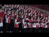 Хор Преображение и большой сводный хор- КАТЮША