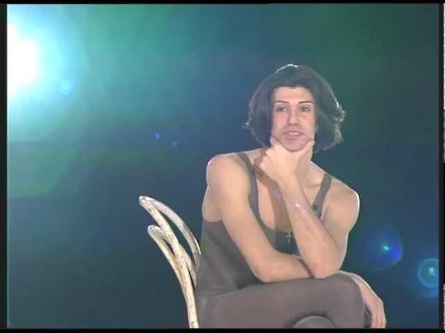 Николай Цискаридзе Быть звездой 1999г. - Tsiskaridze To be a star