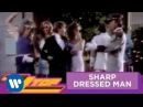 ZZ Top Sharp Dressed Man OFFICIAL MUSIC VIDEO