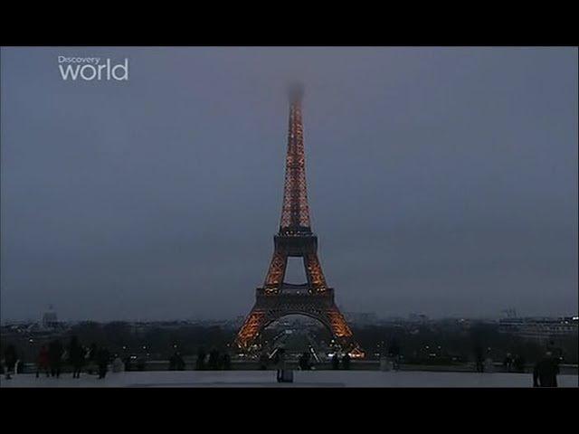 Темные секреты великих городов (Trashopolis). Париж