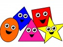 Shapes Songs Collection Vol. 1 - 35 Mins of Baby, Toddler, Kindergarten Kids Learning Videos