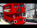 Wheels On The Bus Part 6 Little Baby Bum Nursery Rhymes for Babies Videos for Kids