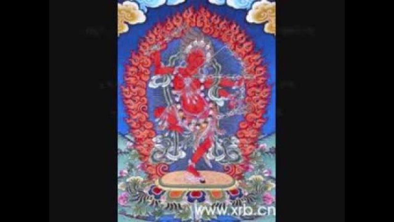 Mantra of Shri Kurukulla Devi Mantra Sanskrit ОМ КУРУКУЛЛЕ ХРИ СВАХА