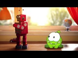 Om Nom Stories Robo Friend  Cut the rope