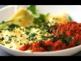 Равиоли с мясом и шалфеем - рецепт Уриэля Штерна