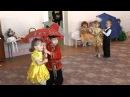 Осенний утренник Танец с зонтиками средняя группа